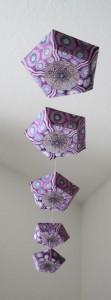 Sea Urchin mobile