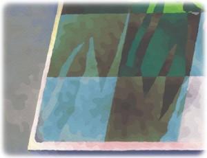 Slide Overload leafy corner